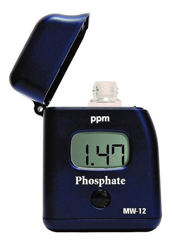 Fotómetro Medidor De Fosfato Milwaukee Para Acuarios