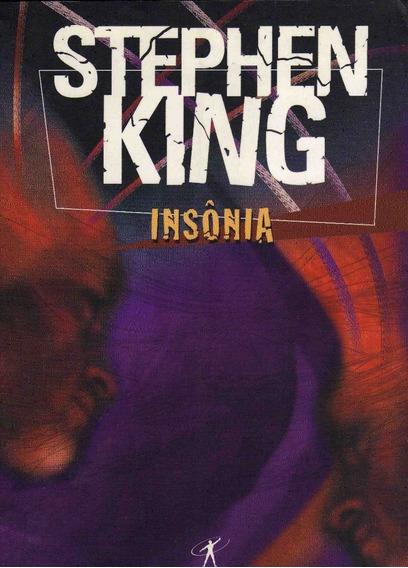 Insônia Stephen King Ótimo Estado Com Brinde