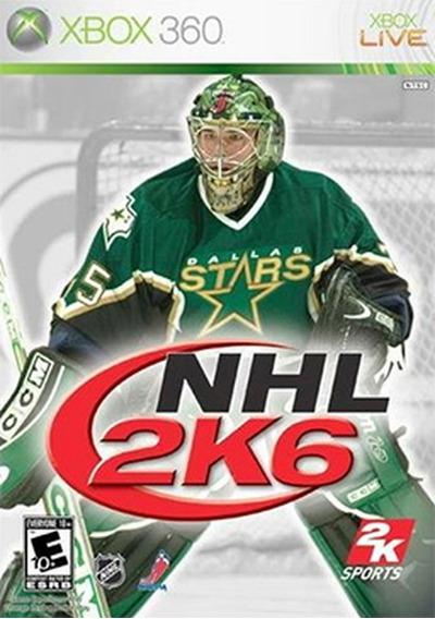 Nhl 2k6 Xbox 360 Jogo Raro Original Completo Mídia Física