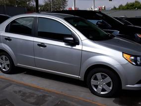Chevrolet Aveo 2015 1.6 Ls L4 Tm $ 115,000