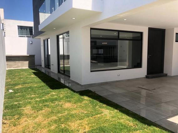 Casa Residencial En Venta En Morillotla