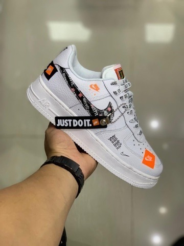 air force 1 mujer just do it