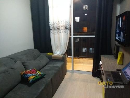 Apartamento Para Venda Em Cajamar, Portais (polvilho), 2 Dormitórios, 1 Suíte, 2 Banheiros, 1 Vaga - 20160_1-1537137