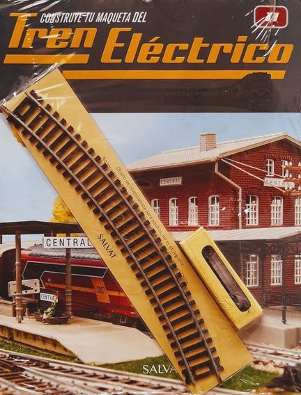 Tren Eléctrico Para Armar - Entrega Nº 11 - Salvat