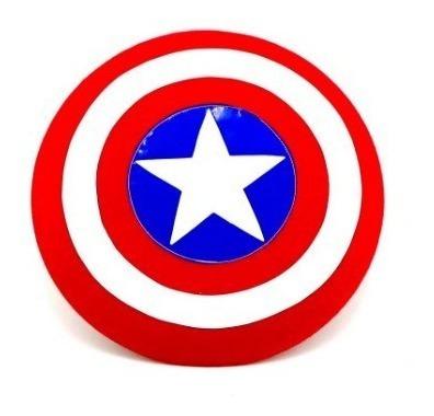 Escudo Capitan America Para Niño