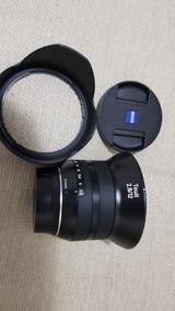 Lente Zeiss 12mm 2.8 Touit Distagon X-mount - 12x Sem Juros!