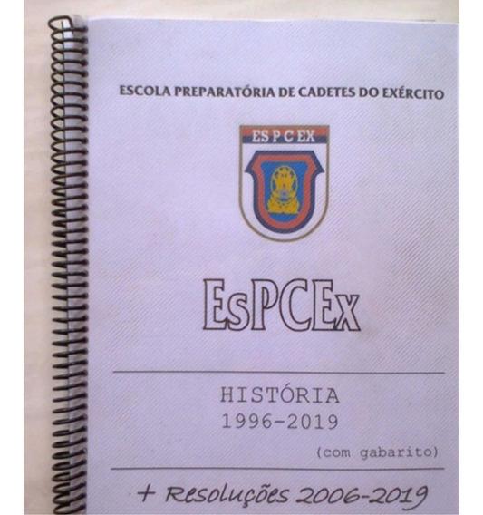 Kit Apostila Espcex