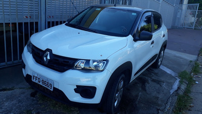 Renault Kwid 1.0 12v Zen Completo Segundo Dono 5p