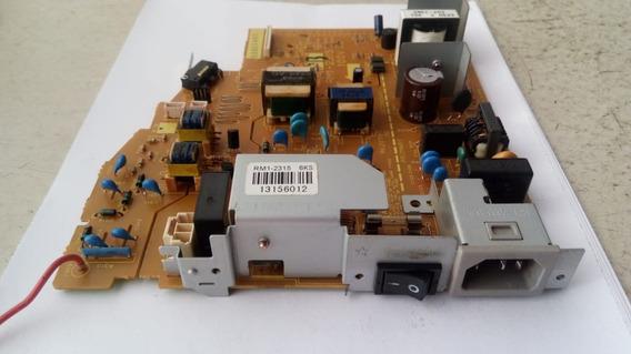 Placa Da Fonte Impressora Hp Laserjet 1010/1015/1018/1020