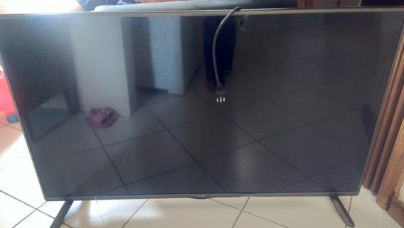 Tv Lg Tela Quebrada Smart 49