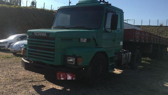 Scania 112hs 320