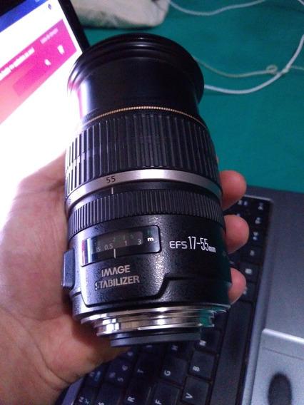 Lente Canon 17 55 F2.8 Ultrasonic