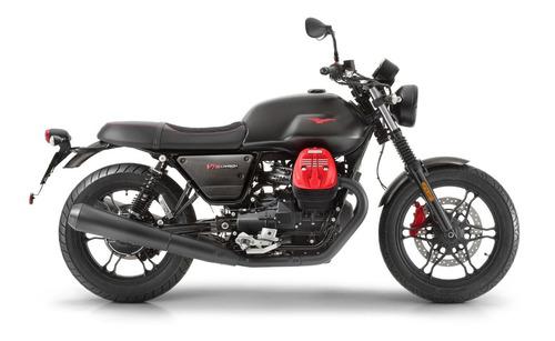 Moto Guzzi V7iii Carbon Edición Limitada