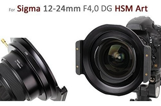Portafiltros Haida 150mm Para Sigma 12mm24mm F4 Dg Hsm Art L
