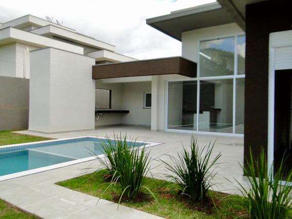 Casa Térrea 240m² 3 Suítes Condomínio Fechado De Atibaia Sp - Ca2093