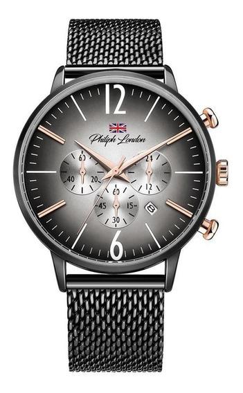 Relógio Philiph London Pl80161613m