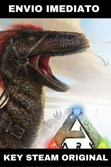 Ark: Survival Evolved Pc 100% Original (steam Key)