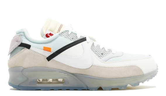 Air Max 90 Off White - Size 10