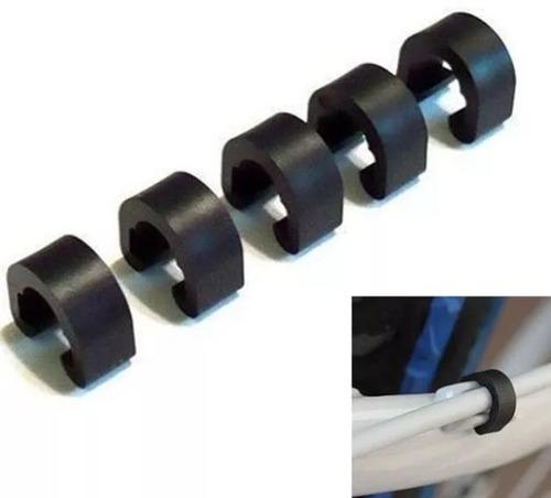 Presilha Clip Fixador Para Conduite Hidraulico ( 5 Unidades)