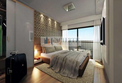 2499 - Apartamento Para Vender, Manaíra, João Pessoa, Pb - 22606