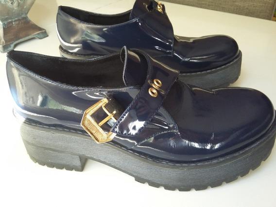 Zapatos De Cuero Febo. Impecables