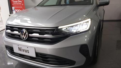 Volkswagen Nivus Comfortline 2021. Entrega Inmediata.