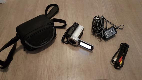 Filmadora Digital Sony Dcr-sr45 Handycam Zoom Óptico 40x