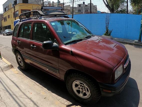 Chevrolet Tracker Hard Top 4x4 2002 -::ver Video::-