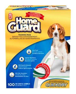 Paño Entrenamiento Adiestramiento Perros Cachorros 100 Unid