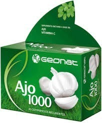 Geonat Ajo 1000 X 30 Comprimidos