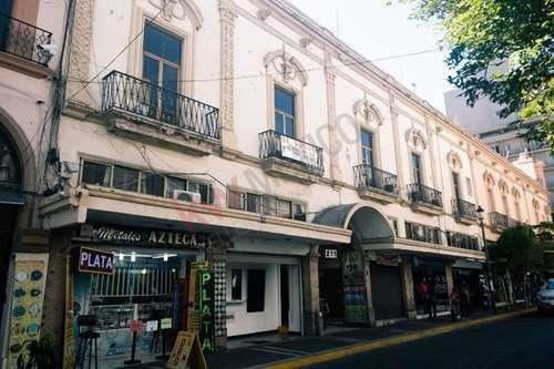 Edificio Histórico En Venta En El Centro De La Ciudad