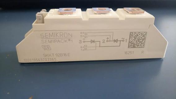 Modulo Tiristor Semikron Skkt 92b16e