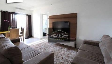 Lindo Apartamento Em Santos Ref- Ap1934 - Ap1934