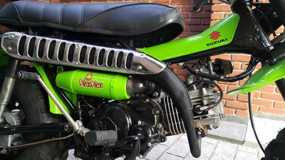 Suzuki Rv 90