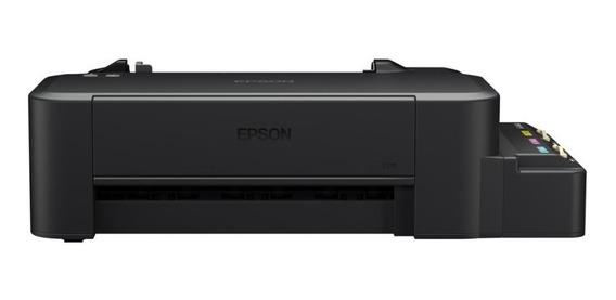 Impressora Epson L120 Bulk Original Tanque De Tinta Colorido
