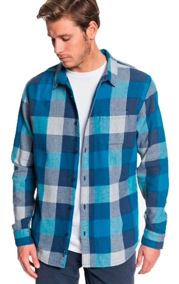 Quiksilver Camisa M/larga Lifestyle Hombre Motherfly Cte