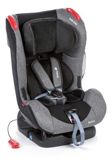 Cadeira Para Auto - De 0 A 25 Kg - Recline Grey Denim - Safe