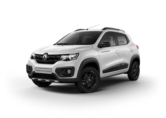 Renault Kwid + Soat