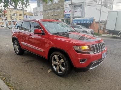 Jeep Gran Cherokee Personalizado