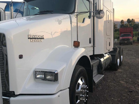 Tractocamion Kenworth T800 Año 2012