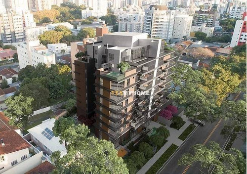 Lindo Apartamento A Venda No Ahu - Ap3893