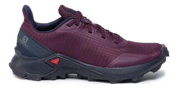 Zapatillas Salomon Alphacross Outdoor De Mujer