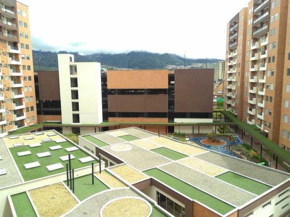 Apartamento En Arriendo Las Villas 552-541