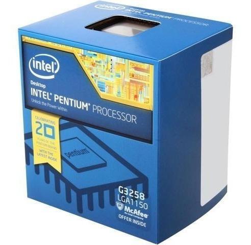Pentium G3258 Desbloqueado P/ Overclock Frete Grátis
