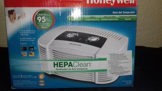 Purificador De Aire Honeywell Hepa Clean
