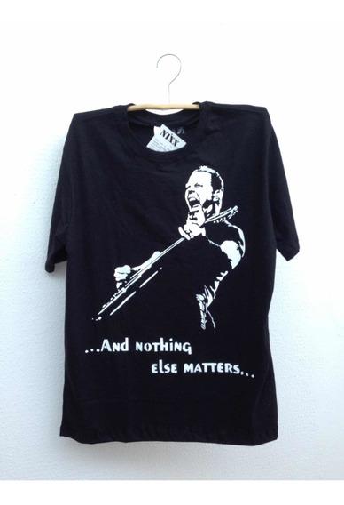 Estampa And Nothing Else Matters Metallica Banda