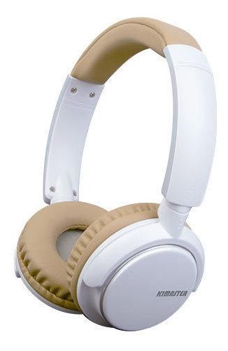 Fone De Ouvido Wireless Branco K1b Kimaster