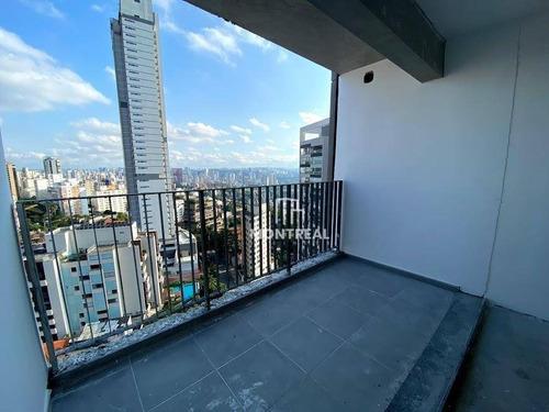 Apartamento À Venda, 62 M² Por R$ 884.000,00 - Sumarezinho - São Paulo/sp - Ap1776