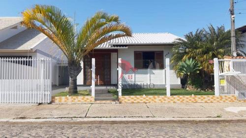 Imagem 1 de 20 de Casa Com 2 Dormitórios À Venda, 173 M² Por R$ 486.000,00 - Igra Sul - Torres/rs - Ca0698