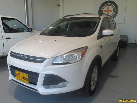 Ford Escape 2.0 Turbo 4x4 Automática Gasolina